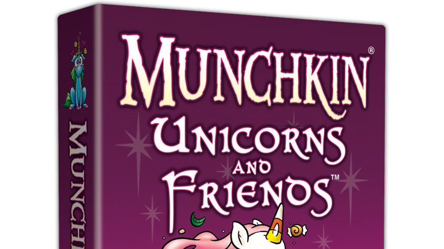 Munchkin + unicorni? Ebbene sì, ecco Unicorns and friends