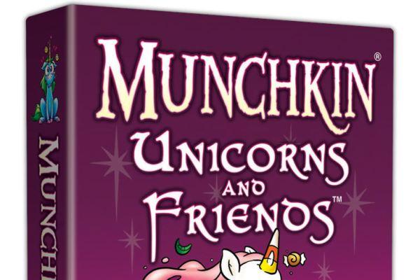 Munchkin + unicorni? Ebbene sì, ecco Unicorns and friends