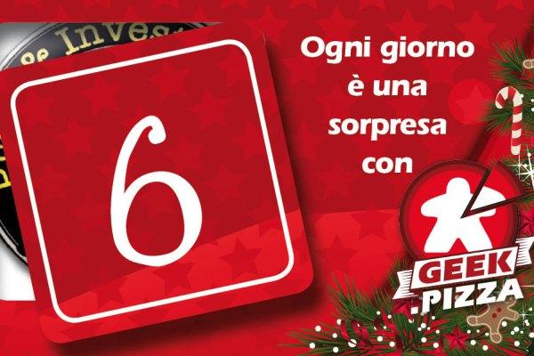 Il Calendario dell'Avvento di Geek.pizza: 6 Giveaway Tales of Evil