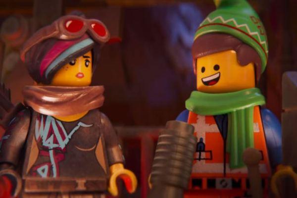 Un buon Natale da Lego Movie 2
