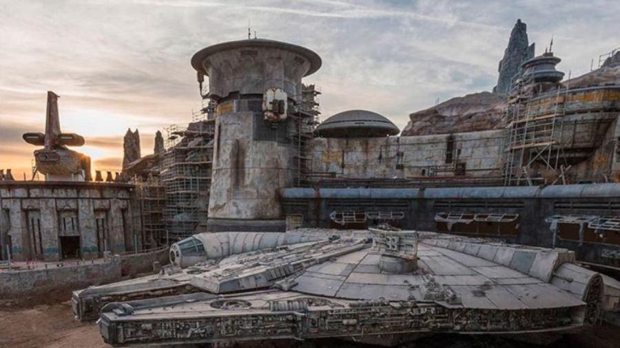 Star Wars Galaxy's Edge, dietro le quinte del nuovo parco tematico