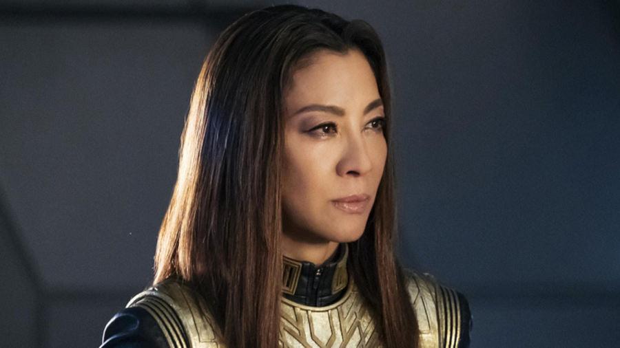 Star Trek: Michelle Yeoh avrà la sua serie TV