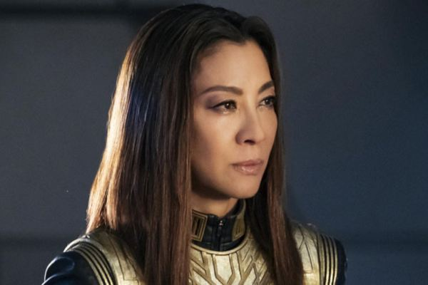 Star Trek: Michelle Yeoh avrà la sua serie TV