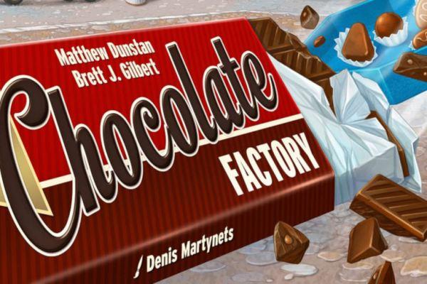 Anteprima: Chocolate Factory su Kickstarter