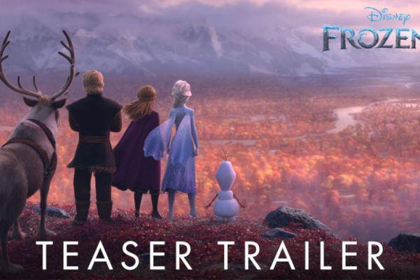 Frozen II: un trailer di ghiaccio, renne e una minaccia misteriosa