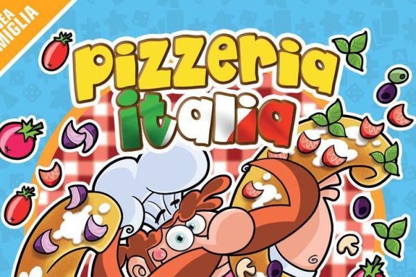 Lo spacciagiochi: Pizzeria Italia
