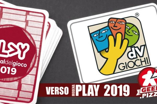 Verso Play 2019 – dV Giochi
