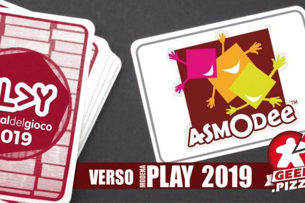 Verso Play 2019 – Asmodee Italia