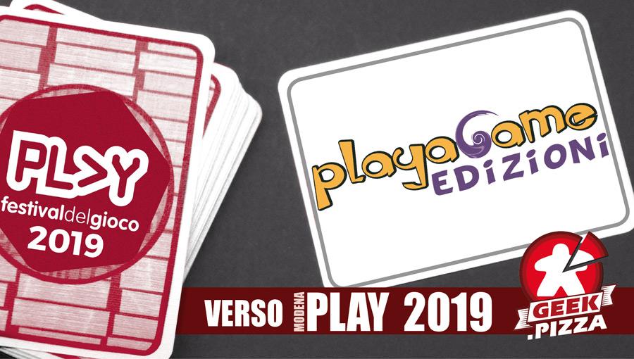 Verso Play 2019 – Playagame Edizioni
