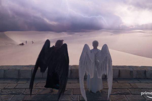 Good Omens: l'apocalisse è vicinissima nel nuovo trailer della serie Amazon