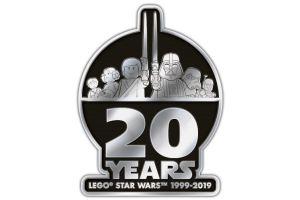 Lego festeggia 20 anni di Lego Star Wars