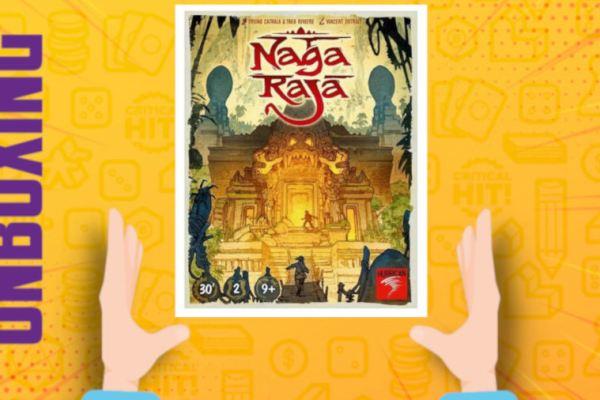 Nagaraja – Unboxing