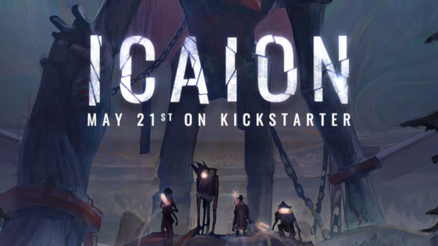Anteprima: Icaion su Kickstarter