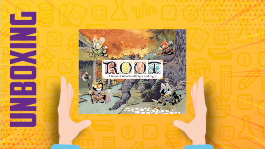 Root – Unboxing