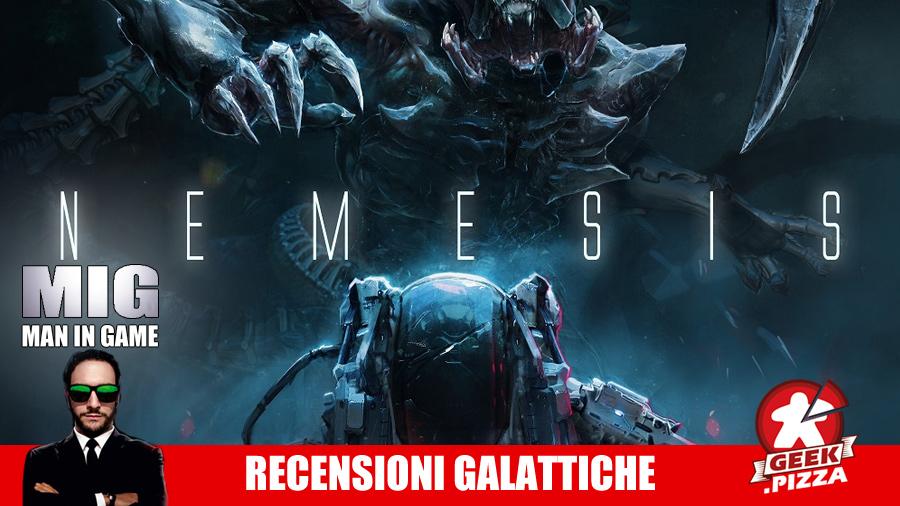 MIG Recensioni Galattiche: Nemesis