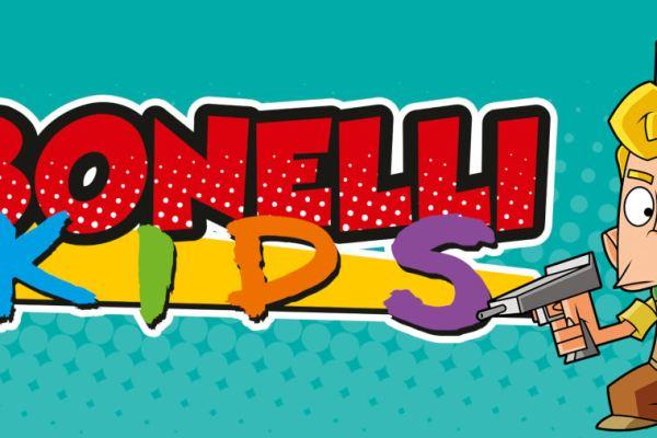 Pendragon presenta Bonelli Kids