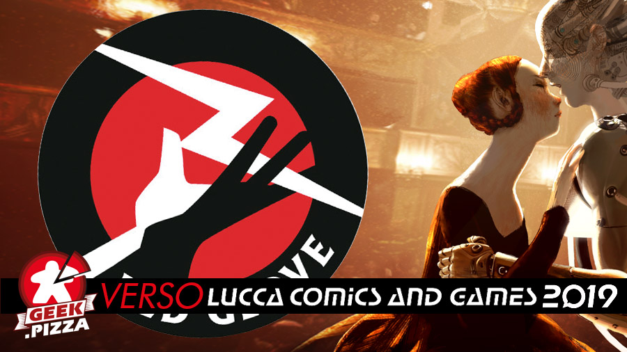 Verso Lucca Comics & Games 2019: Red Glove