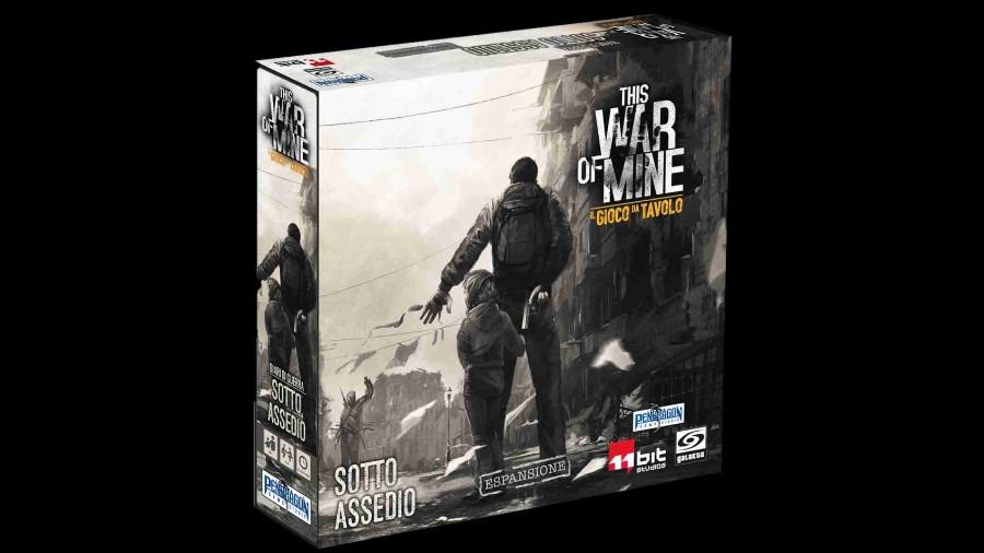 Sotto Assedio: Anteprima della nuova espansione di This War of Mine