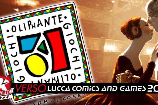 Verso Lucca Comics & Games: Oliphante 2