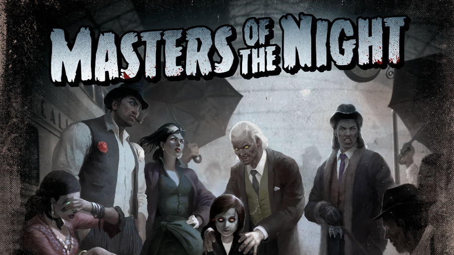 Anteprima: Masters of the Night su Kickstarter