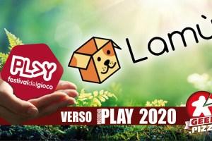 Verso Play 2020 – Lamù Edizioni