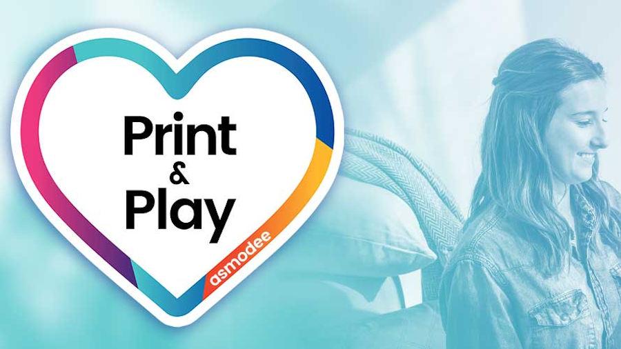 Asmodee Print and Play, sei giochi gratis a un clic di distanza