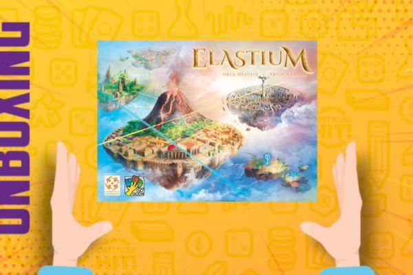 Elastium – Unboxing