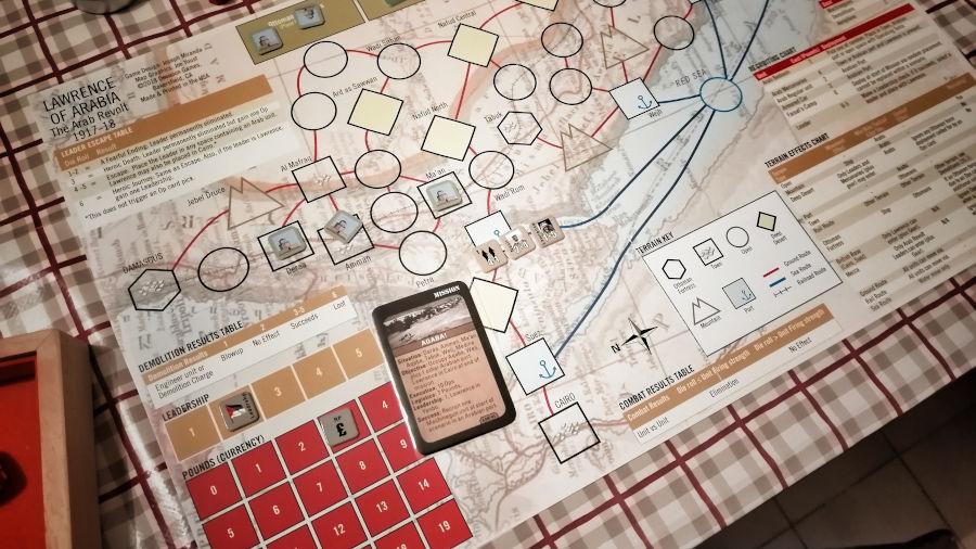WLOG – Lawrence of Arabia