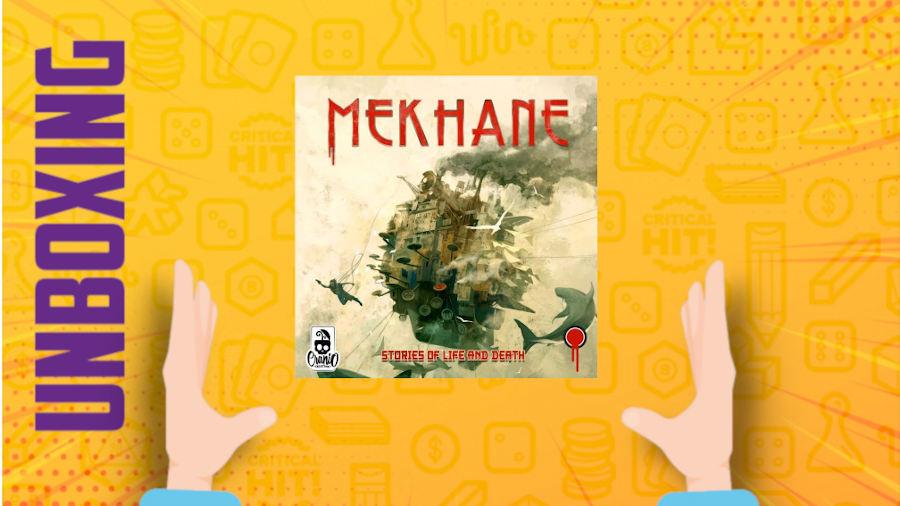 Mekhane – Unboxing