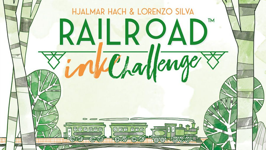 Anteprima: Railroad Ink Challenge su Kickstarter
