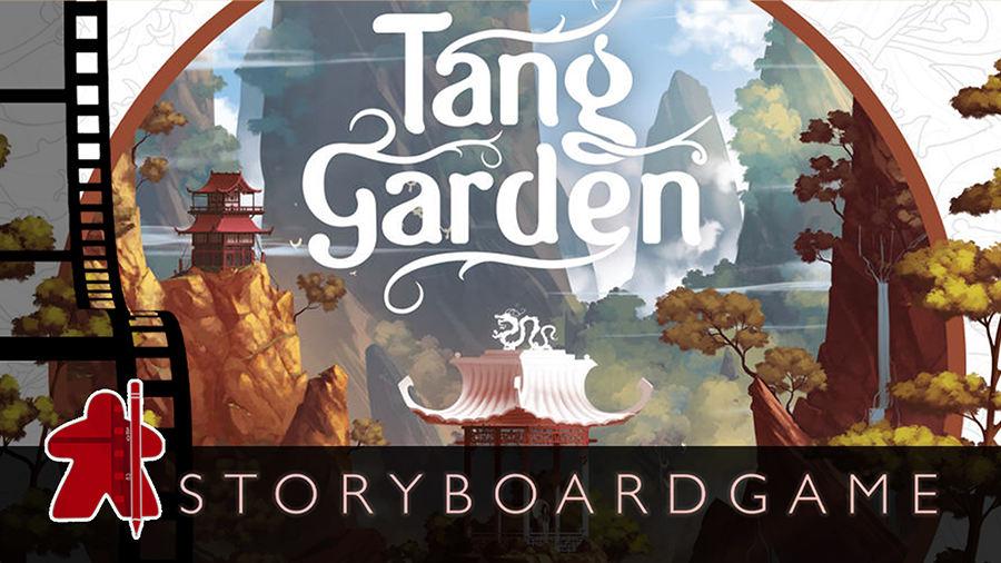 Storyboardgame – Tang Garden