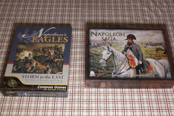 WLOG – Napoleon's Eagles vs. Napoleon Saga