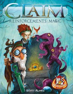 Claim: Reinforcements – Magic (2019)