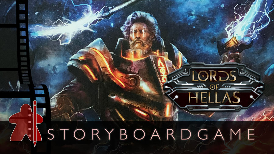 Storyboardgame – Lords of Hellas
