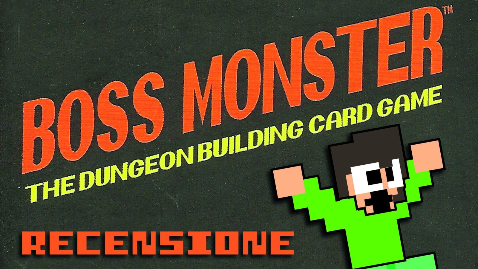 Boss Monster: video recensione