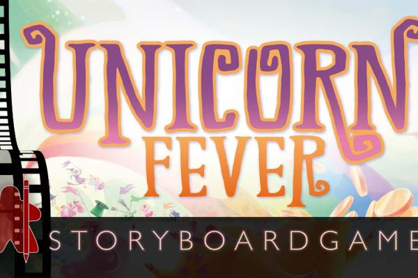 Storyboardgame – Unicorn Fever