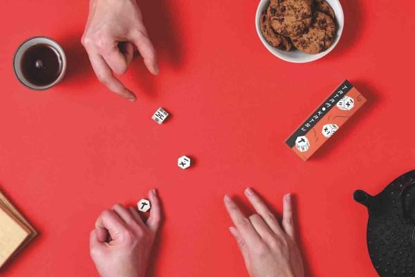 Tatamokatsu: 3 dadi e almeno 1 dito, ad un samurai non serve altro.