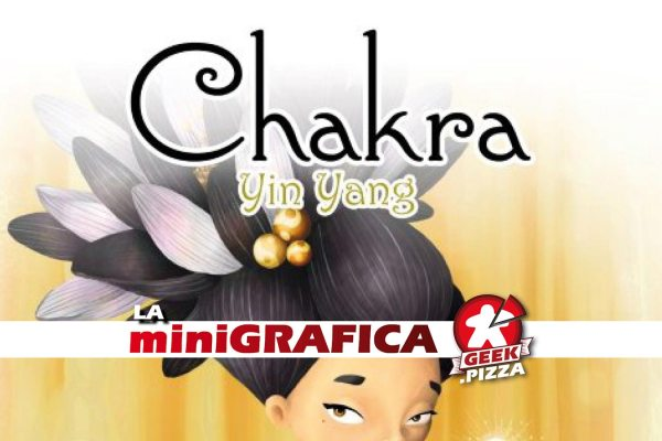 La minigrafica: Chakra Yin Yang