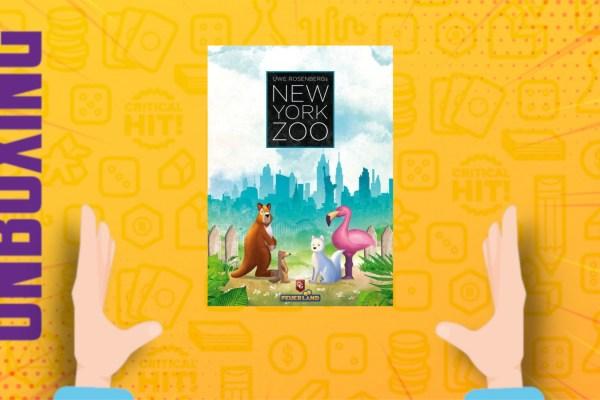 New York Zoo – Unboxing