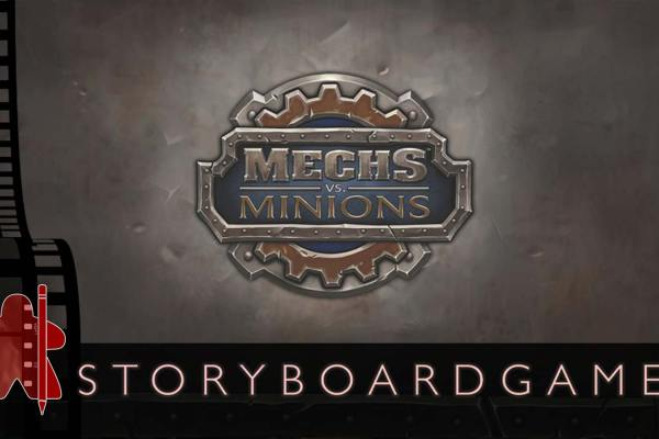Storyboardgame – Mech Vs Minions