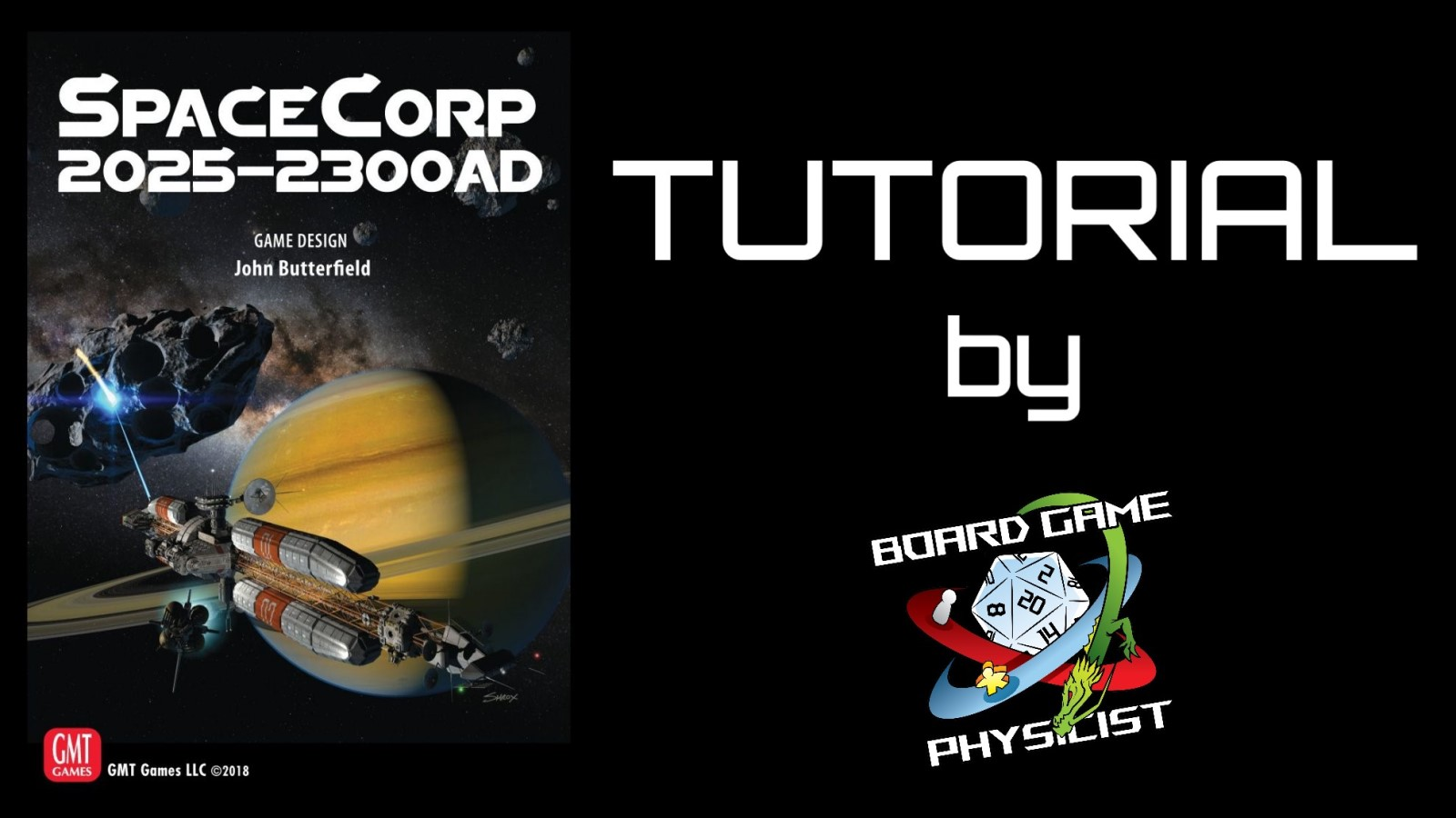 Video Tutorial di SpaceCorp