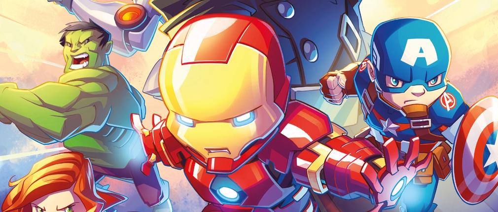 Marvel United: l'assembramento che salverà il mondo.