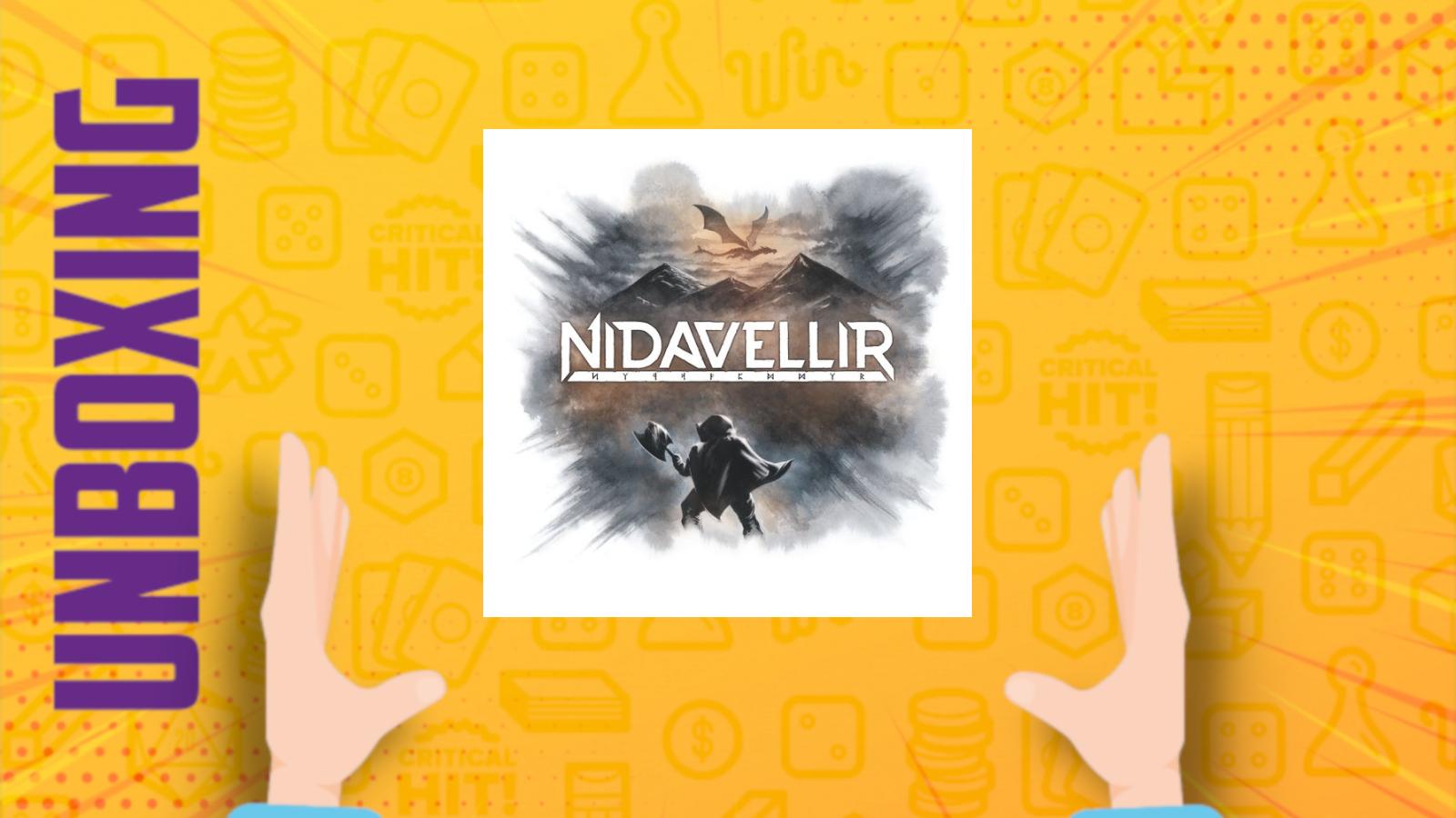 Nidavellir – Unboxing