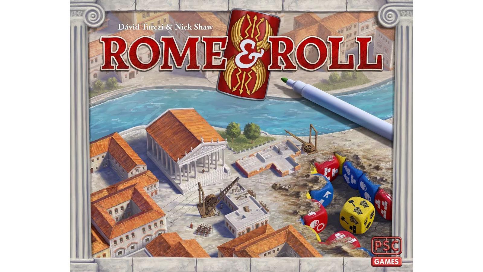 Lo spacciagiochi – Rome and Roll