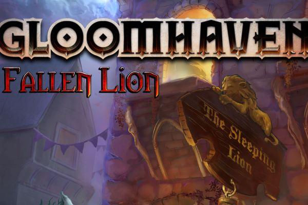 Gloomhaven: Fallen Lion, ecco il fumetto del mitico gioco di Isaac Childres
