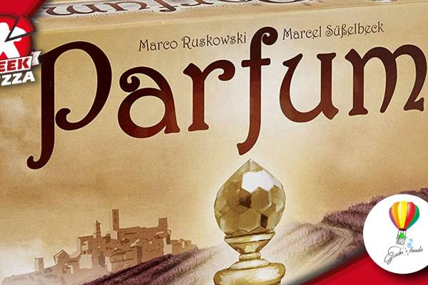 Parfum: scent of a boardgame