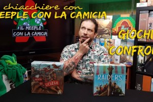 Predoni di Scizia e Raiders of the North sea – Giochi a confronto