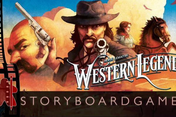 Storyboardgame – Western Legends