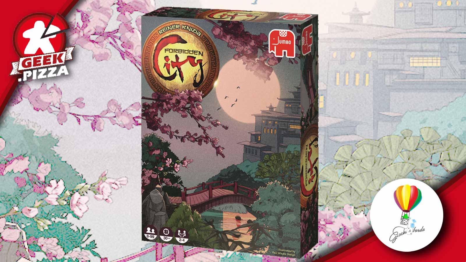 Dalla Cina con… colore: Forbidden City