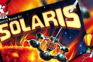 Energia… Solaris – Unboxing